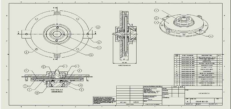 mechanical cad services samples  view our mechanical
